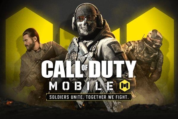 เกมมือถือ Android  - Call of Duty : Mobile – Garena