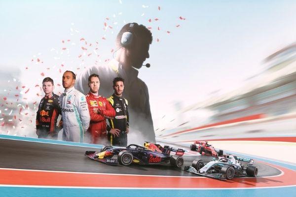เกมมือถือ Android  - F1 Manager