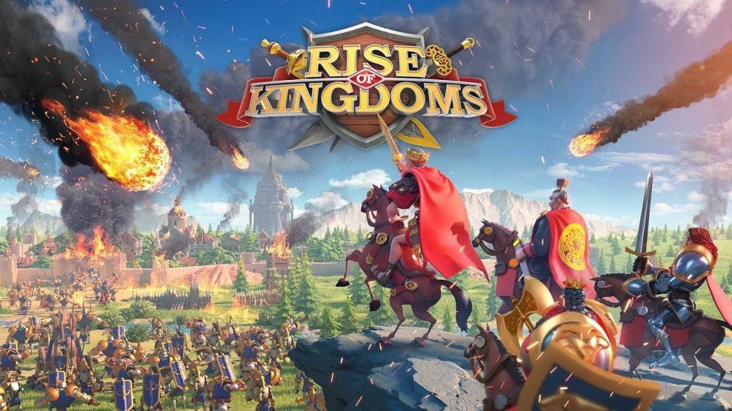 เกมสร้างเมือง Rise of Kingdoms : Lost Crusade