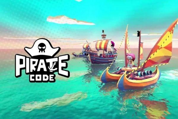 เกมมือถือเล่นกับเพื่อน - Pirate Code