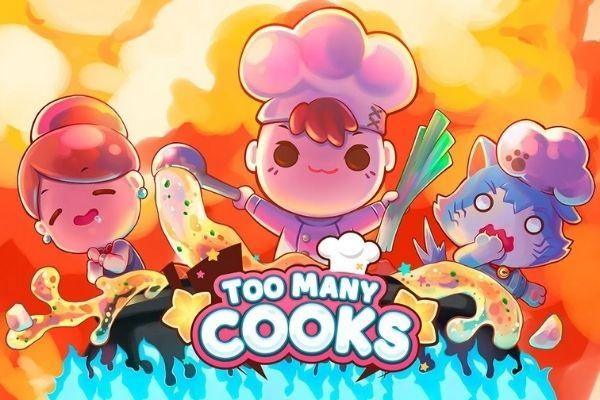 7 เกมมือถือยอดนิยมที่เล่นกับเพื่อนได้ 2564  - Too Many Cooks