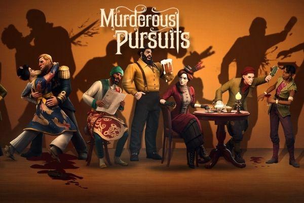 เกมมือถือเล่นกับเพื่อน - Murderous Pursuits
