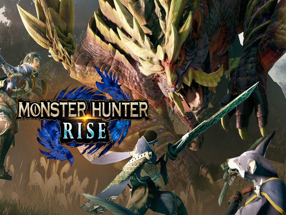 เกมน่าเล่น Nintendo Switch MONSTER HUNTER RISE