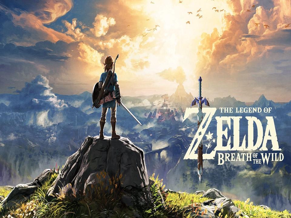 เกมน่าเล่น Nintendo Switch The Legend of Zelda: Breath of the Wild